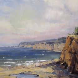 California Seascape