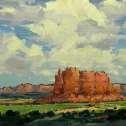Monument Valley Sky